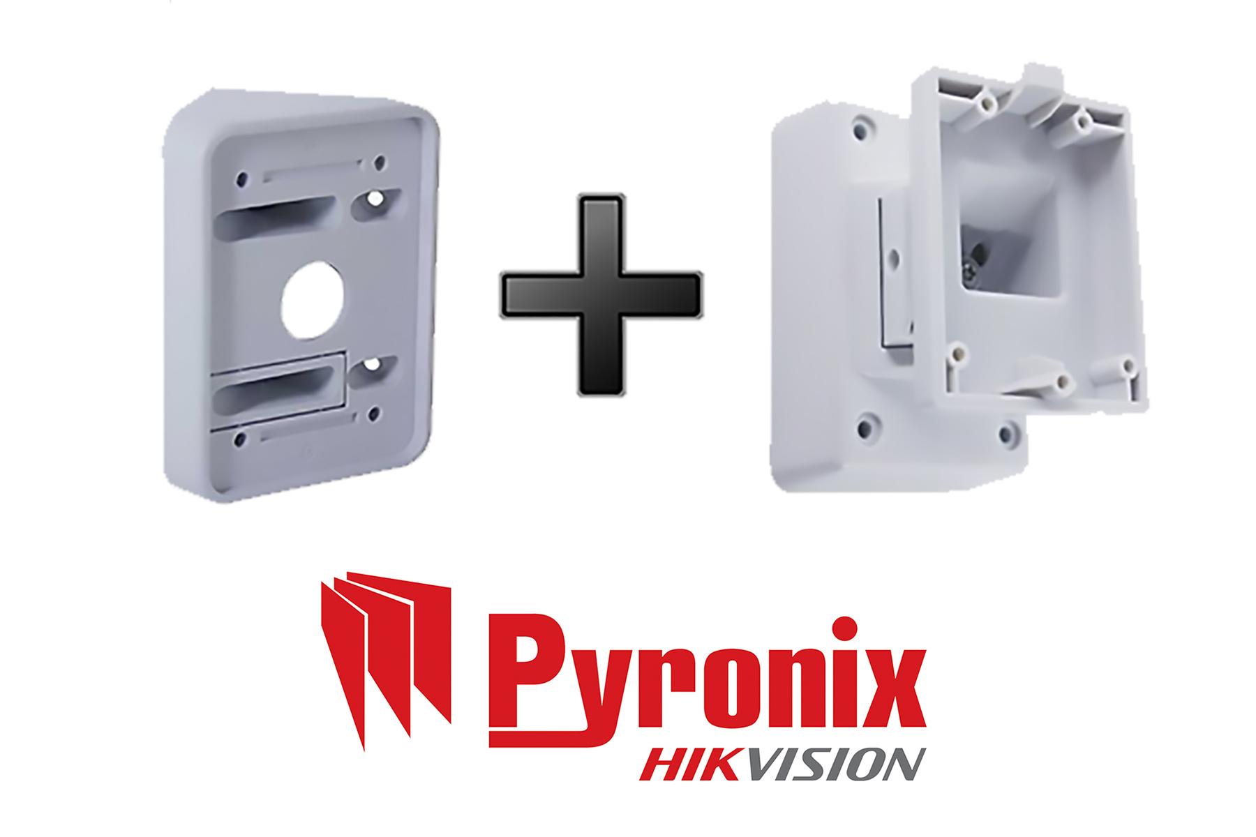 PYRONIX Adattatore angolare XD-45D-ADAPTER