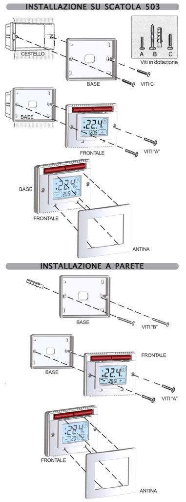 geca-t-touch-503-installazione